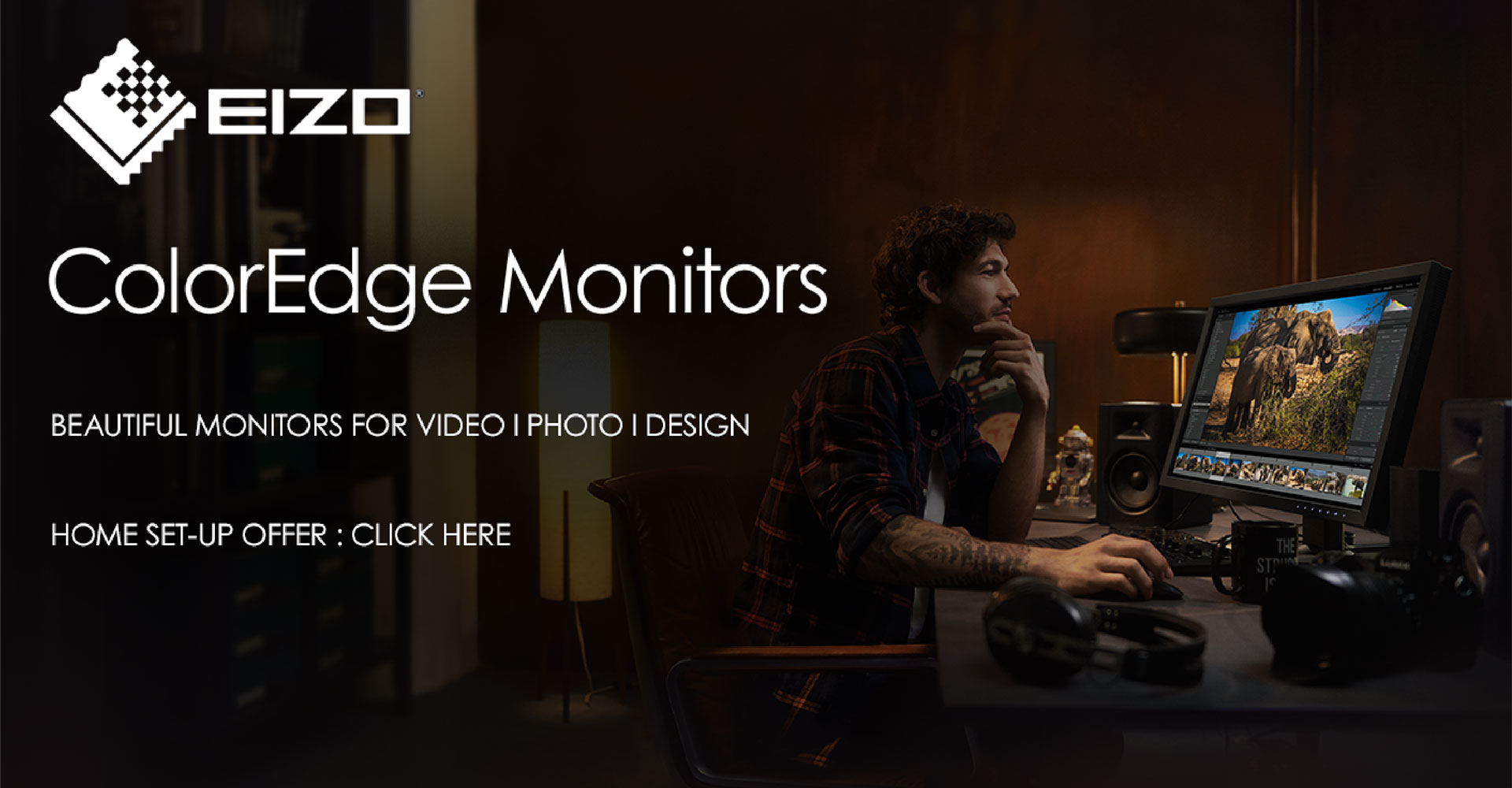 Eizo ColorEdge Monitors