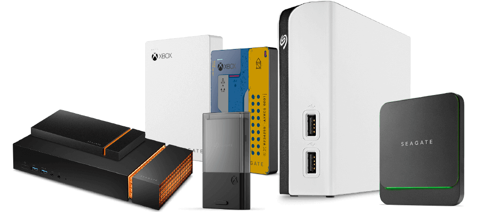 External SSD and HDD for Gaming