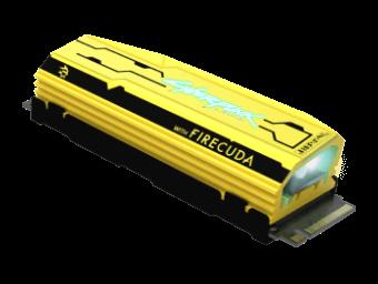 Seagate FireCuda 520 Limited Edition SSD